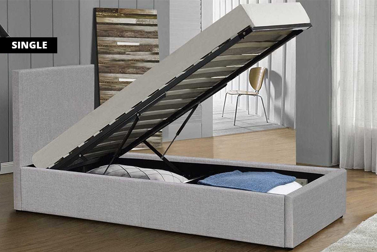 Richmond Ottoman Bed – 3 Sizes! from £189