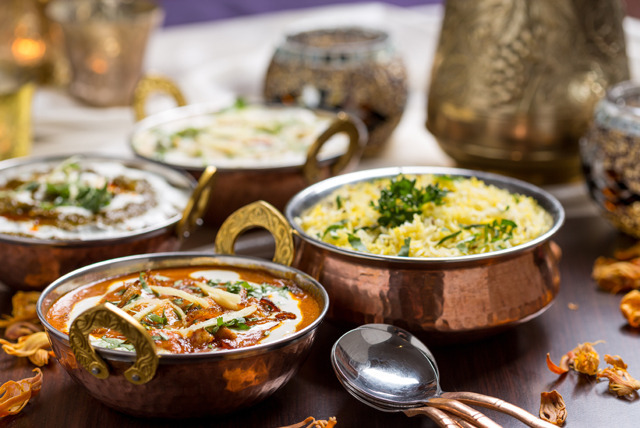 £10 instead of up to £21.70 for an Indian meal for 2 including starters, mains, rice & naan at Dhaba Diner, Edinburgh - save up to 54%