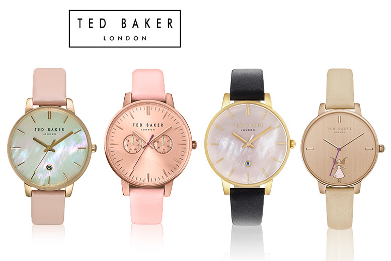 Ted Baker Ladies Watches - 15 Designs!