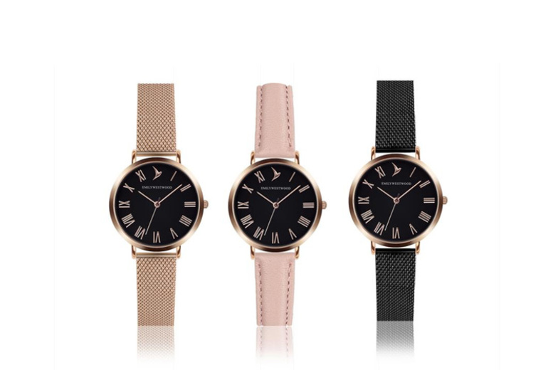 Emily Westwood Luxury Ladies' Watches - 5 Designs!
