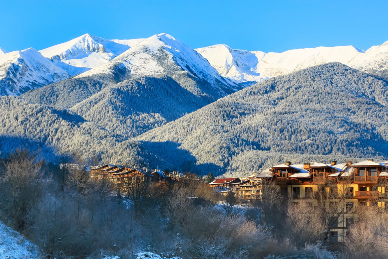 5nt 4* Bulgaria Winter Getaway and Flights – Four-People Sharing!