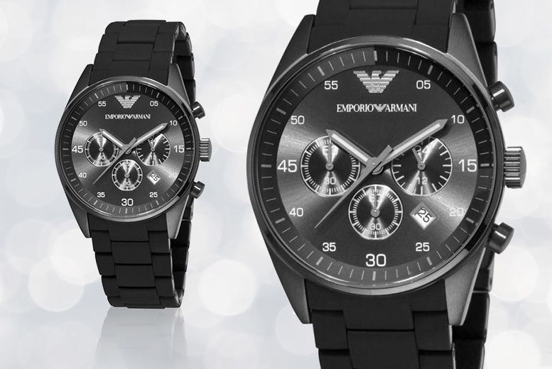 Men's Emporio Armani AR5889 Sportivo Watch