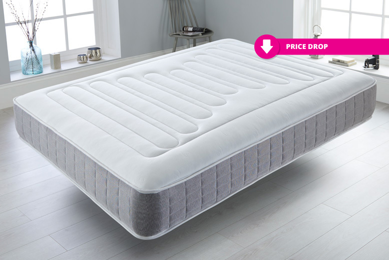 Pure Relief Extra-Deep Orthopaedic Memory Mattress from £99
