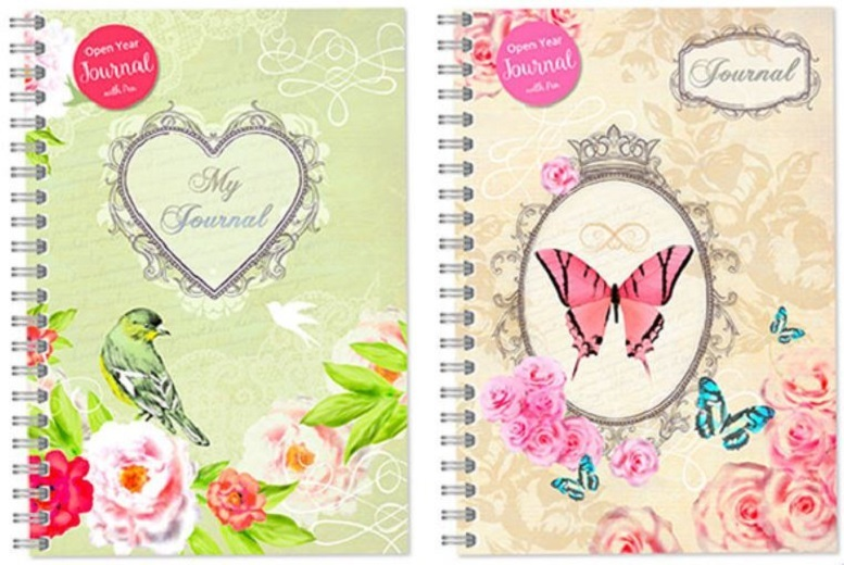 Journal & Pen for £14.99