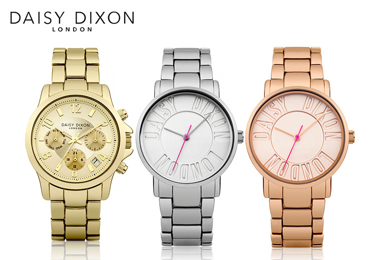 Ladies' Daisy Dixon Watches - 5 Designs!