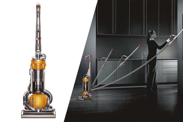 Dyson DC25 Multi-Floor Upright Vacuum with Ball-Technology for £106