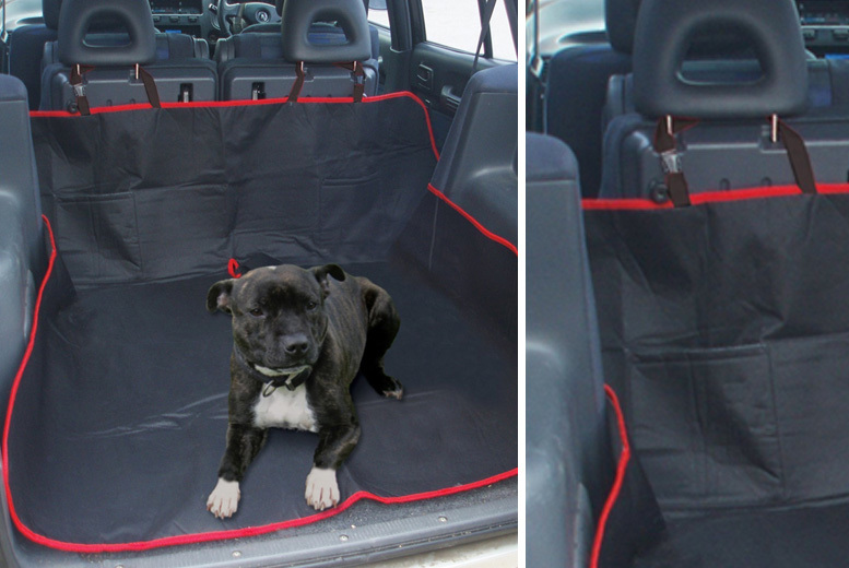 Heavy Duty Pet-Proof Car Liner – 1 or 2! for £4.99