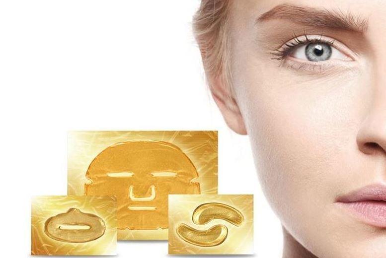 Gold Collagen Mask Bundle