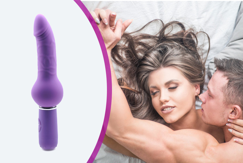 10-Speed Purple Vibrator for £12.99