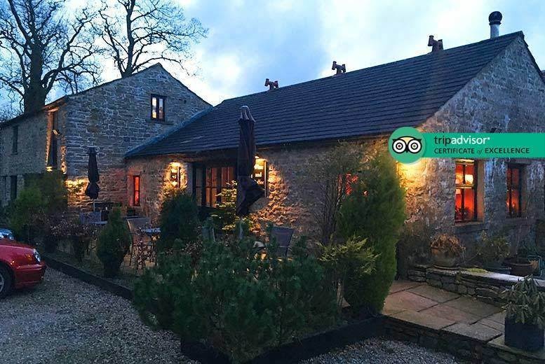 Discount 2nt 5* Yorkshire Dales Break for 2, Breakfast & 2-Course Dinner for just £169.00