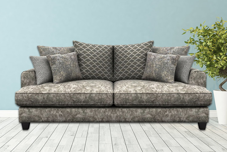 Cavendish Upholstery Elsie Sofa Range – 4 Options & 2 Colours! from £279