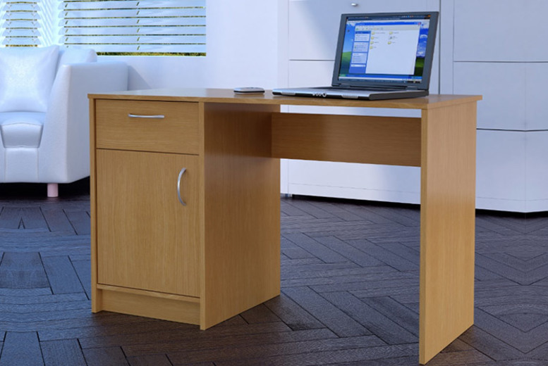 Tyler Computer Desk – 2 Colours! for £35