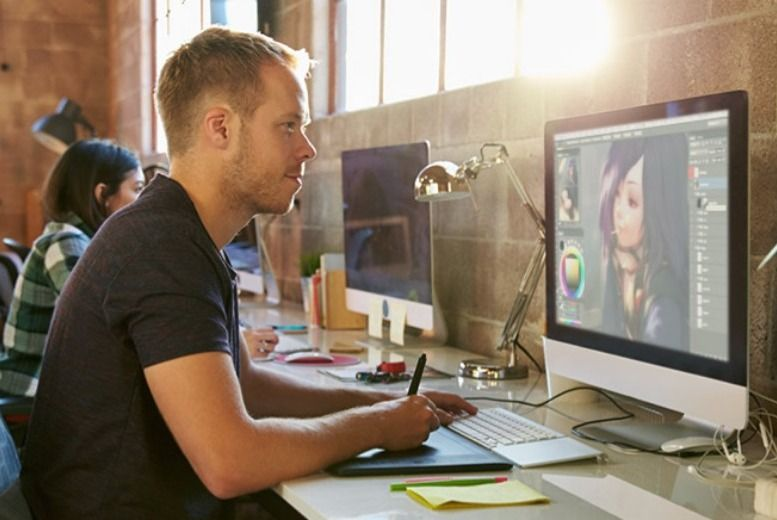 Adobe Photoshop Course for £22