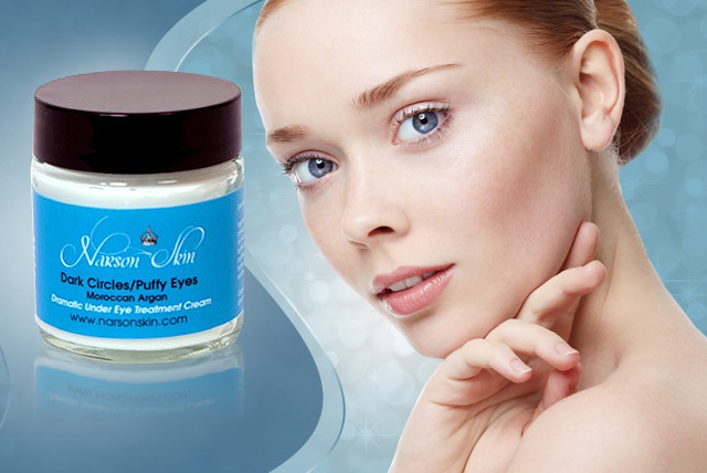 £9.99 instead of £30 (from Narson Skin) for a 30ml jar of under-eye treatment cream - save 67% + DELIVERY INCLUDED