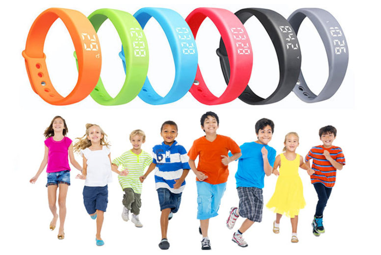 13in1 Kids' Smart Fitness Activity Watch  6 Colours!