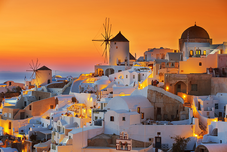 From £169pp (from Tour Center) for a six-night Greece stay in Athens and Santorini including flights and breakfast