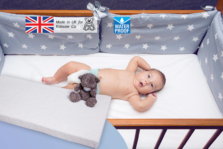 Cot Bed Nursery Mattress
