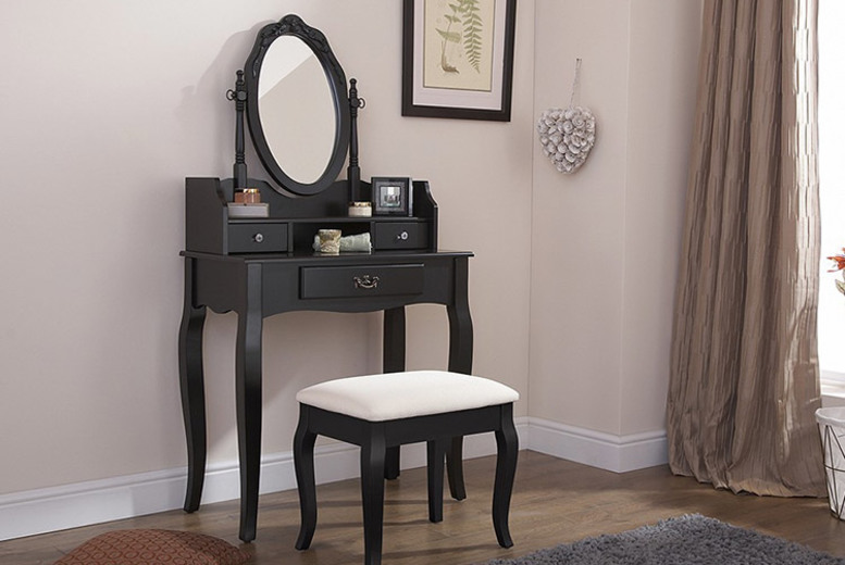 £149 instead of £249.01 (from Right Deals) for a Lumberton dressing table – save 40%