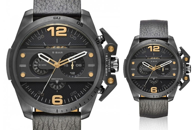 Diesel Men's Watches - 4 Designs!