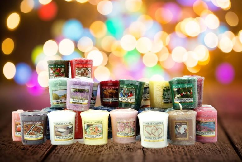 30 Yankee Votive Candles