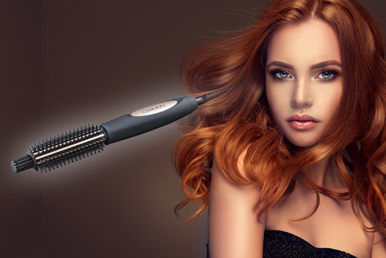 Noir by Carmen Ceramic Heated Hair Fusion Styler for £14.99