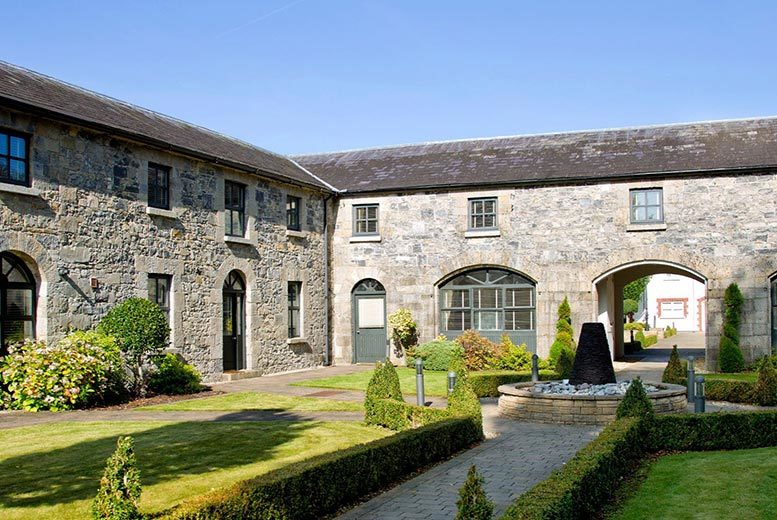 £69 for an overnight stay for two people with breakfast, late check-out and a Kildare Village 10% discount card at the Moyvalley House & Golf Resort - save up to 31%