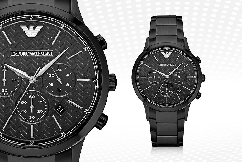 Men's Emporio Armani AR2485 Chronograph Watch