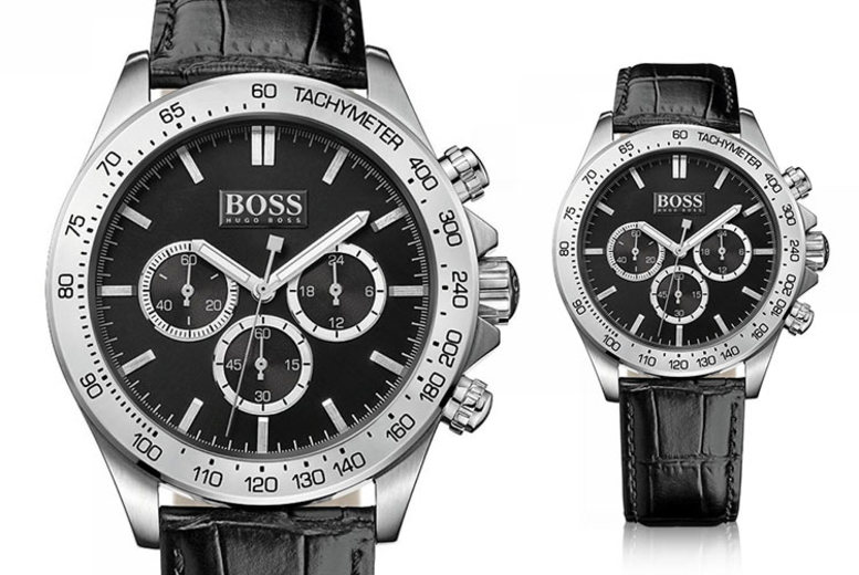 Hugo Boss Ikon 1513178 Chronograph Watch