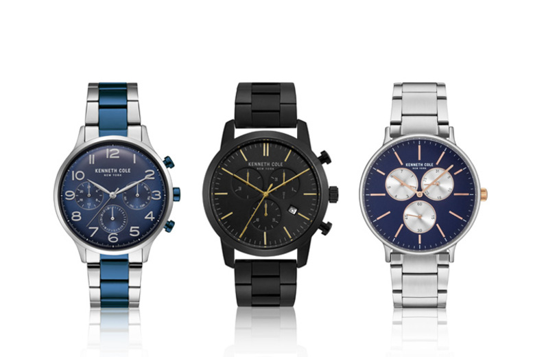 Kenneth Cole Men's Watches - 9 Designs!