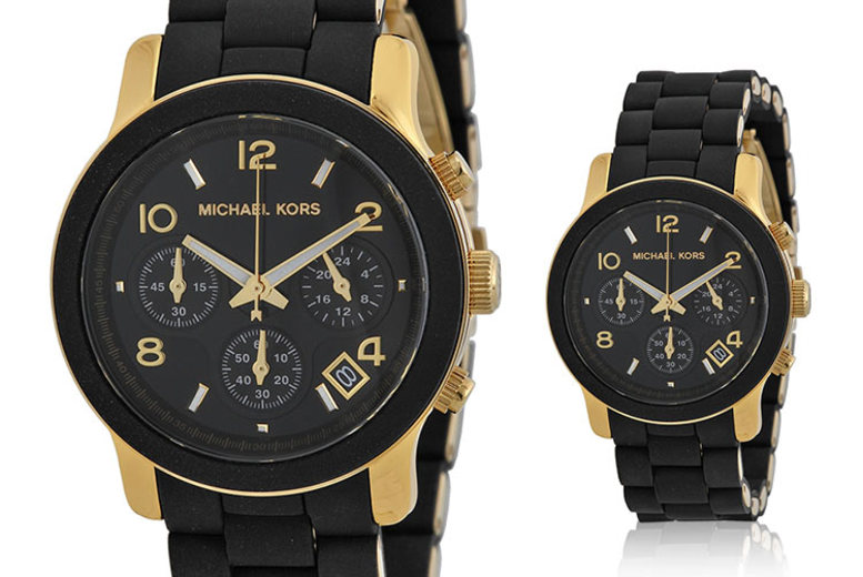 Michael Kors MK5191 Black Runway Watch