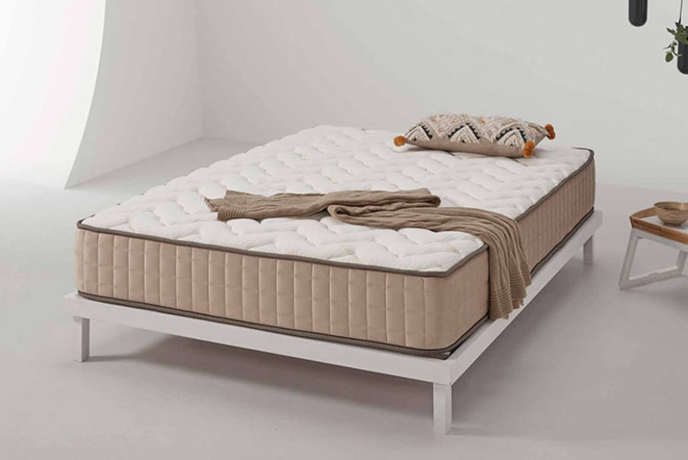 Royal Cashmere Memory Foam Mattress – 3 Sizes! from £119
