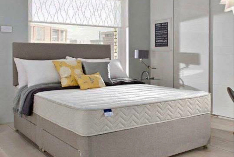 Soft Touch Memory Spring Mattress from £49.99