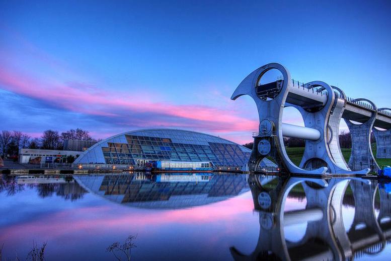 Glasgow: Woodland Sound & Light Show Tkt @ Falkirk Wheel – Family Option! from £5