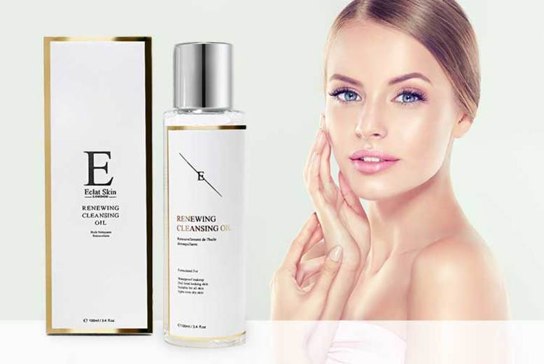 100ml Renewing Cleansing Oil for £11