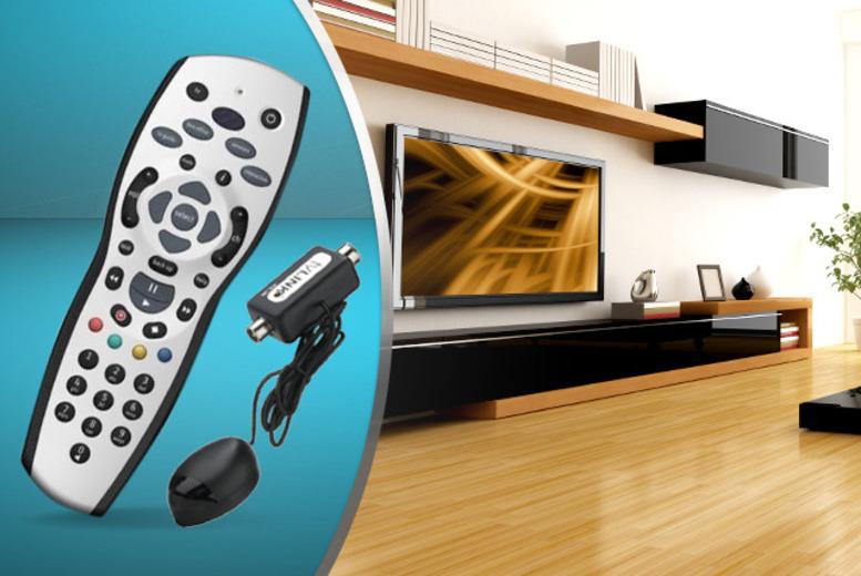 Sky-Compatible Remote & Multi-Room Sensor for £12