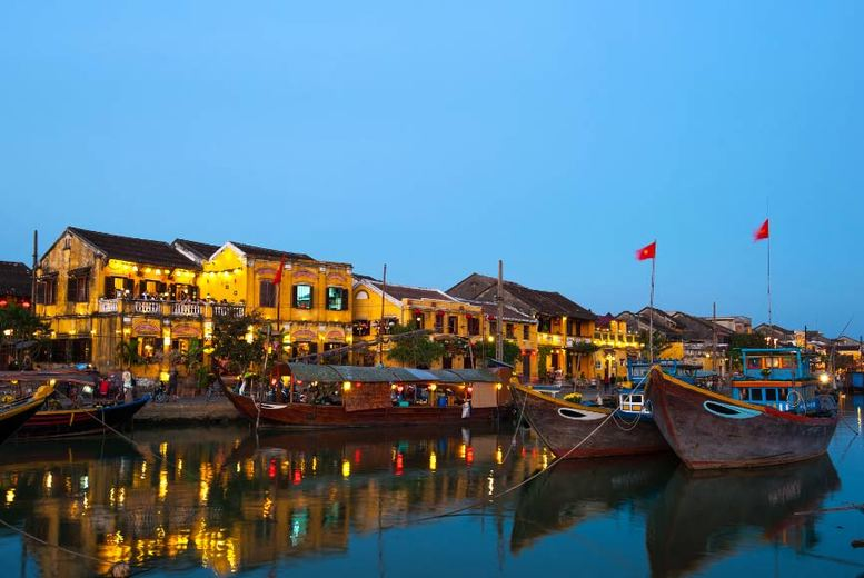 Long Haul & Cruises: 12-Day Vietnam Tour with 3*, 4* or 5* Hotel & Transfers