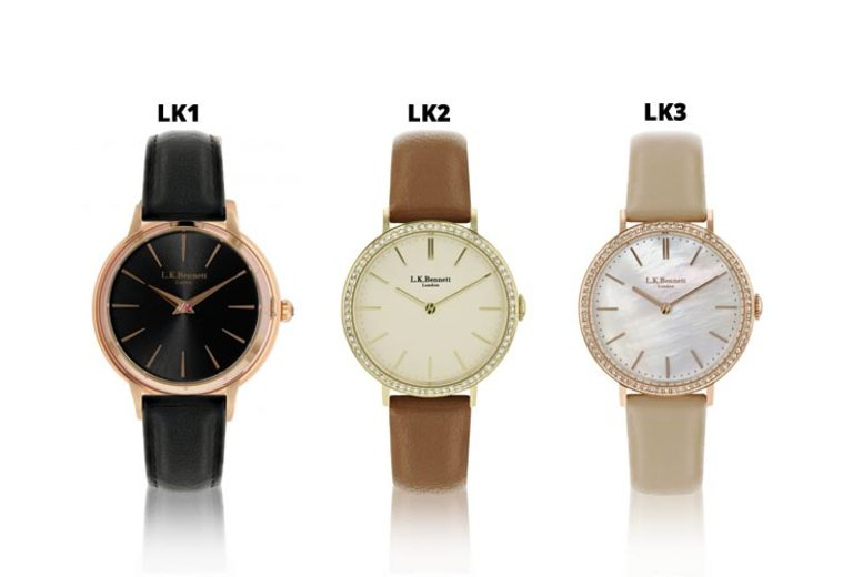 LK Bennett Ladies' Watches – 14 Designs! from £24.99
