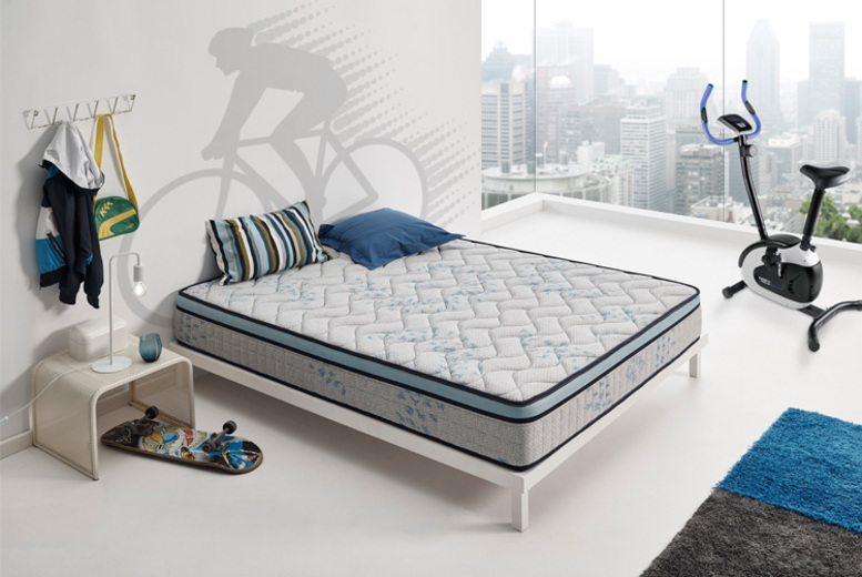 Viscoelastic Luxury Sport Life Mattress – 4 Sizes! from £129
