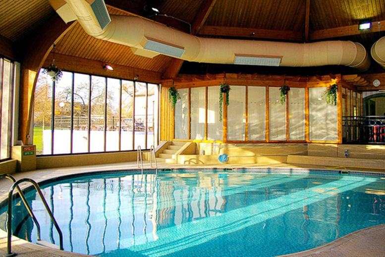 Deluxe Spa Package & Lunch for 1 or 2 @ 4* Moness Resort, Aberfeldy