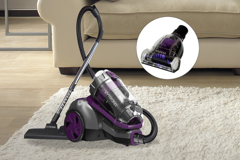 VYTRONIX® Animal Multi Cyclonic Bagless Pet Vacuum Cleaner from £48.99