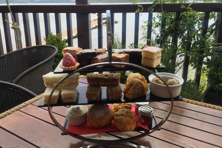 Afternoon Tea for 2 @ Lodge on Loch Lomond - Leisure Access Option!