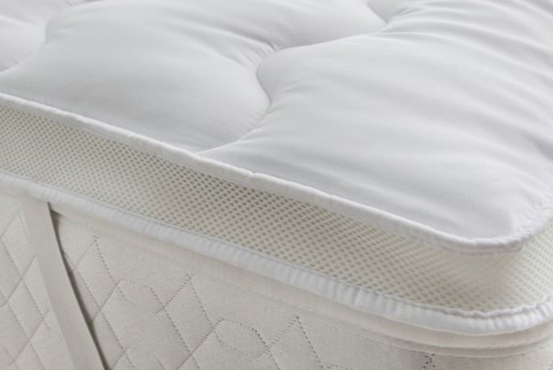 Temperature Control Mattress Topper – 5 Sizes! from £14
