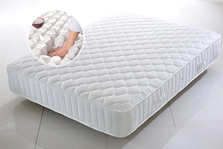 3000 Pocket Sprung Aloe Mattress