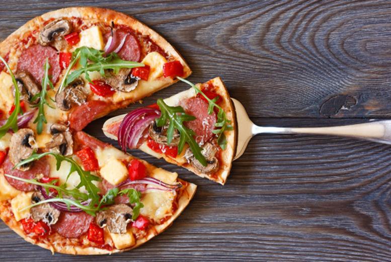£14 instead of up to £30 for an Italian pizza, pasta or risotto meal for two people including a glass of wine or bottle of beer each at Esca, Glasgow - save up to 53%