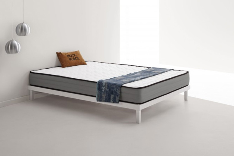 Bamboo Max Dual-system Memory Foam Mattress – 3 Sizes!