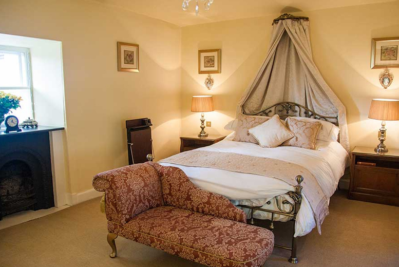 From £79 instead of £133.90 (at Plas Tan-Yr-Allt Historic Country House) for a one-night stay with afternoon tea and breakfast, from £119 for two nights – save up to 41%