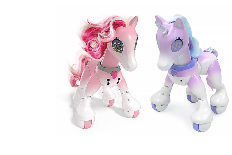 Interactive Kid's Show Pony or Unicorn for £24.99