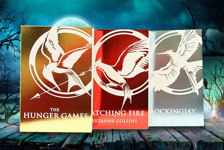 The Hunger Games Trilogy for £19.99