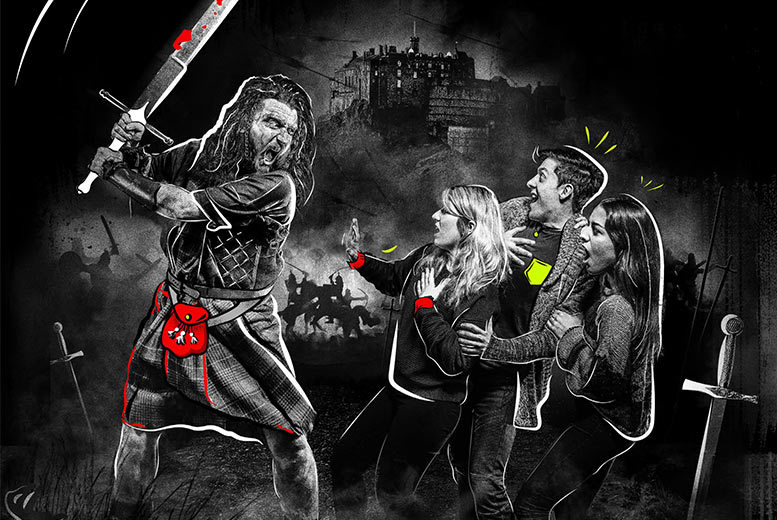 Edinburgh: The Edinburgh Dungeon Ticket for £10