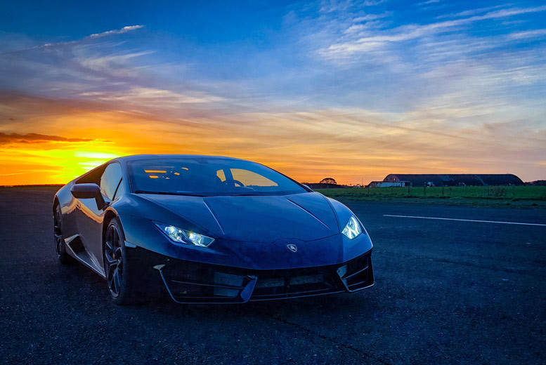 Edinburgh: 3-Lap Junior Supercar Driving Experience – 2 Locations! from £29
